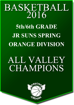 banner 2016 JR SUNS CHAMPS SPRING AV ORANGE