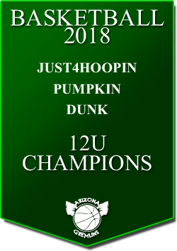 banner 2018 TOURNEYS CHAMPS PumpkinDunk 12u
