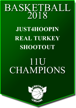 banner 2018 TOURNEYS CHAMPS Turkey 11u