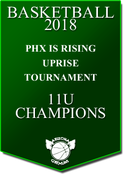 banner 2018 TOURNEYS CHAMPS Uprise 5th