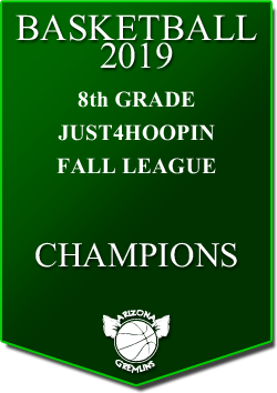banner 2019 LEAGUE Champs 8th fall