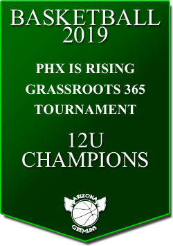 banner 2019 TOURNEYS CHAMPS 365 12U