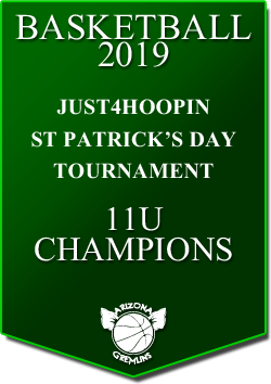 banner 2019 TOURNEYS CHAMPS StPats 11U