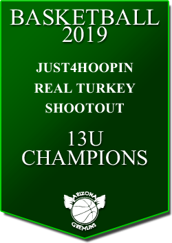 banner 2019 TOURNEYS CHAMPS Turkey 13U